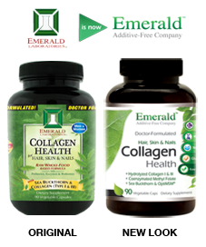 EM Collagen Health Side-by-Side