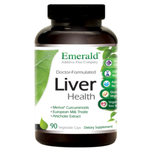 Emerald Liver Health (90) Bottle
