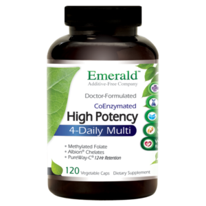 Emerald High Potency Multi (120) Bottle