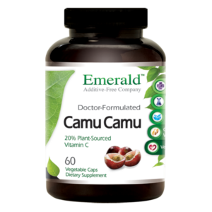 Emerald Camu Camu (60) Bottle