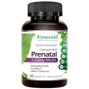 Emerald Prenatal 1-Daily Multi (30) Bottle