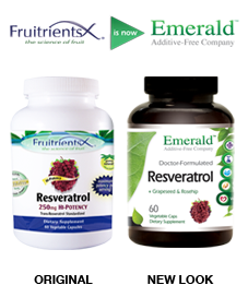 Resveratrol Side-by-Side