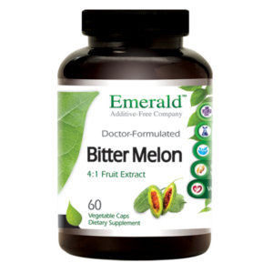 Emerald Bitter Melon (60) Bottle