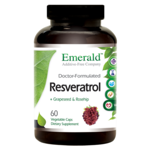 Resveratrol (60) Bottle
