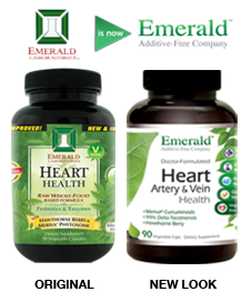 EM Heart Health 90 Side-by-Side