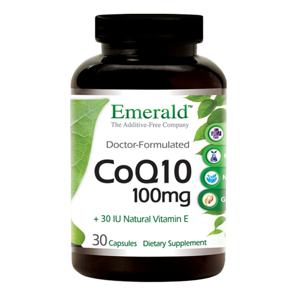 CoQ10 100 (30) Bottle