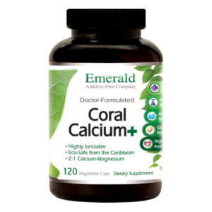 Coral Calcium (120) Bottle