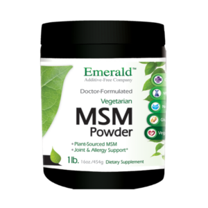 MSM Powder (1lb) Bottle