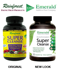 Super Cleanse Side-by-Side